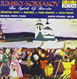 Rimsky-Korsakov - Spirit of Russia The: Orchestral Works