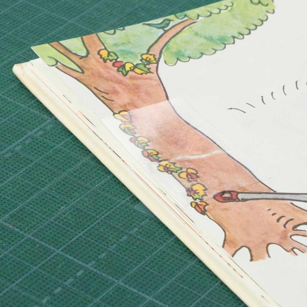 Scotch Book Tape, Boxed, 76.2mm x 13.7m, 1 Roll, (FF084574)