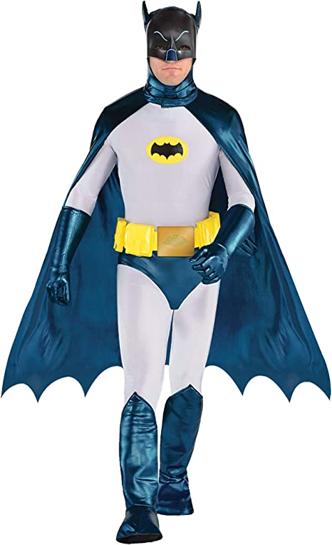 SUIT YOURSELF Classic Batman Costume for Adult's