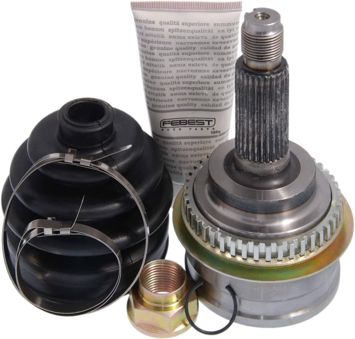 Febest 28393Fe050 Outer CV Joint 30X56X27 For Subaru