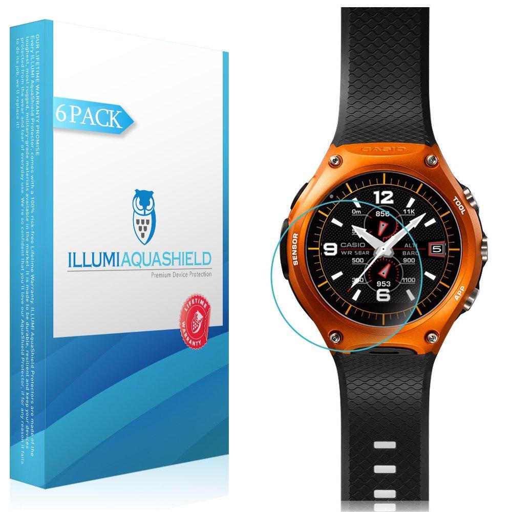 Amazon.com: Casio Smart Outdoor Watch Screen Protector (WSD ...