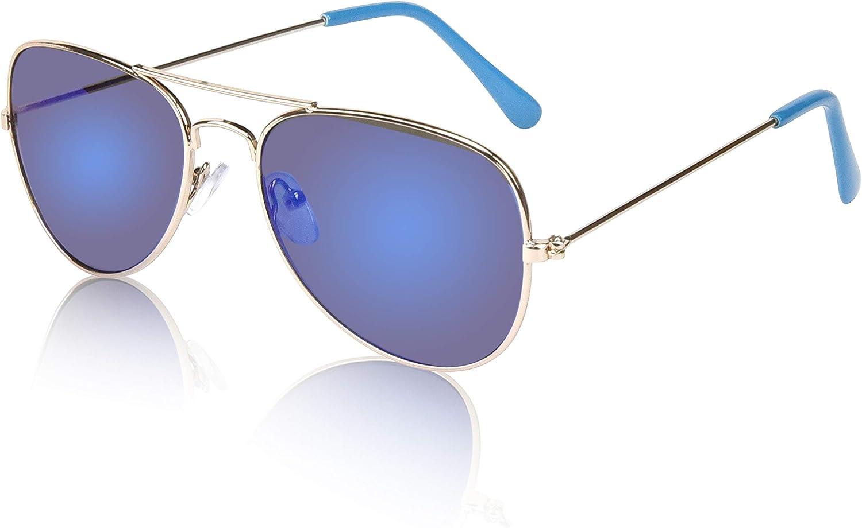 Glasses Kids Unisex Children Frame Aviator Sunglasses Boys Outdoor Pilot Baby