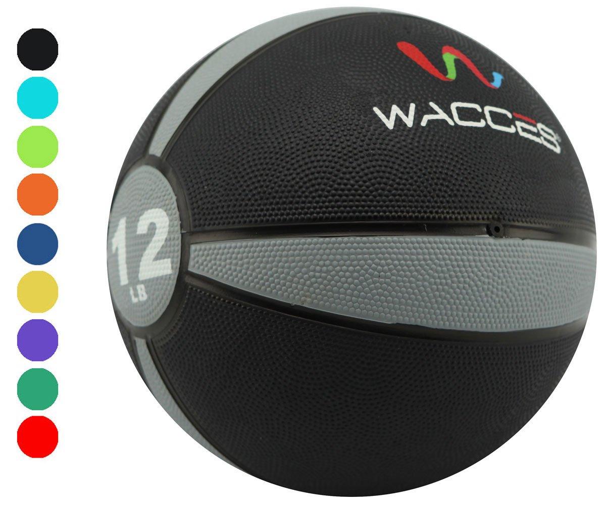 Wacces Medicine Ball, 12 lb