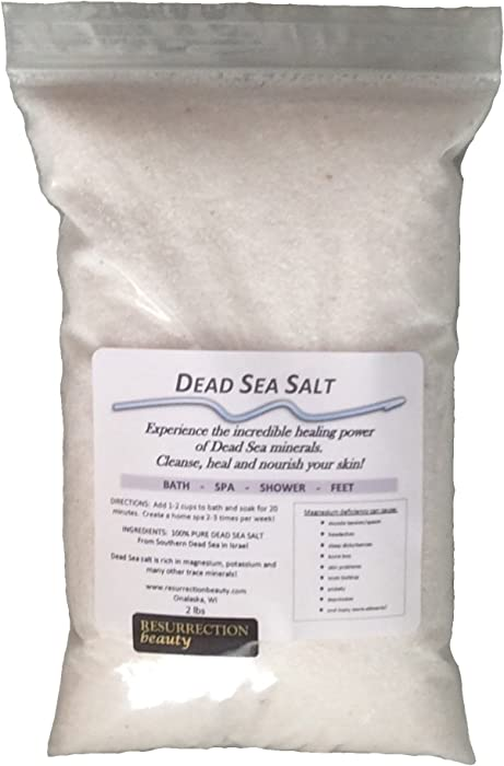 Top 9 Food Grade Dead Seas Salt