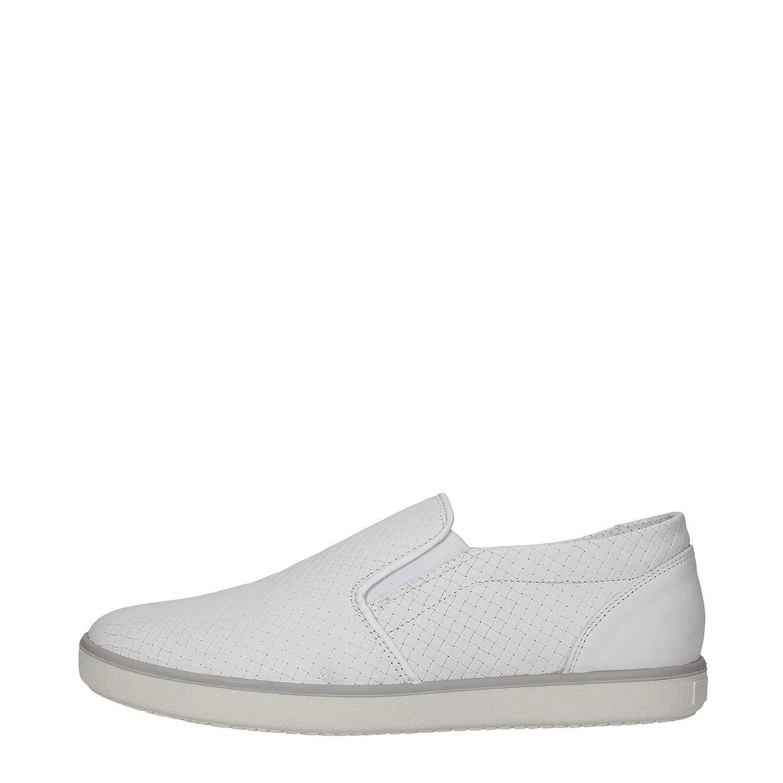 Igi&Co Igi&Co Igi&Co 57201 Slip On Uomo Pelle Bianco Bianco 42 9c166e