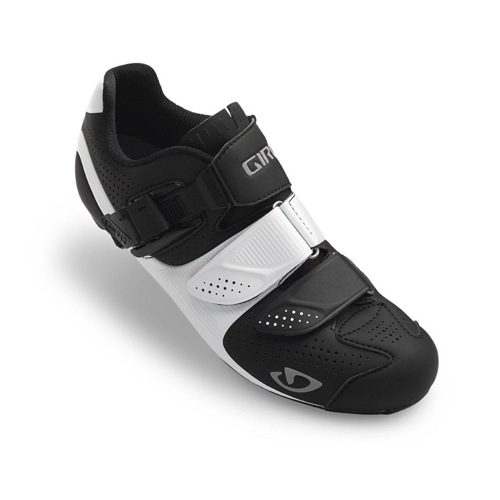 Giro Factress ACC Shoes - Women's Matte Black/White, 38.5