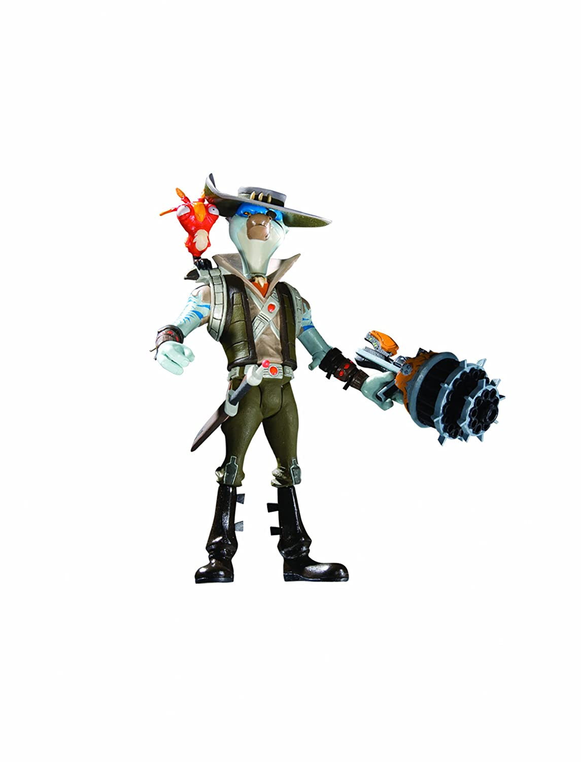 amazon com dc unlimited ratchet and clank series 2 smuggler
