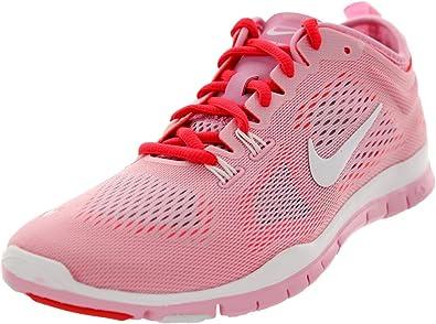 Nike - Zapatillas para Correr en montaña para Mujer Rosa Rosa/Blanco: Amazon.es: Zapatos y complementos