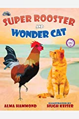Super Rooster and Wonder Cat (Travel with Me) Paperback