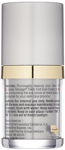 Amazon.com: Crema de ojos de células de la marca Biopelle, 0 ...