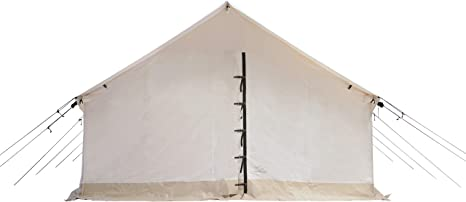 WHITEDUCK Alpha Canvas Wall Tent (8/10/12/14 Person)