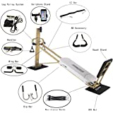 GR8FLEX High Performance Gym - Pearl White XL Model with Total Over 100 Workout Exercises