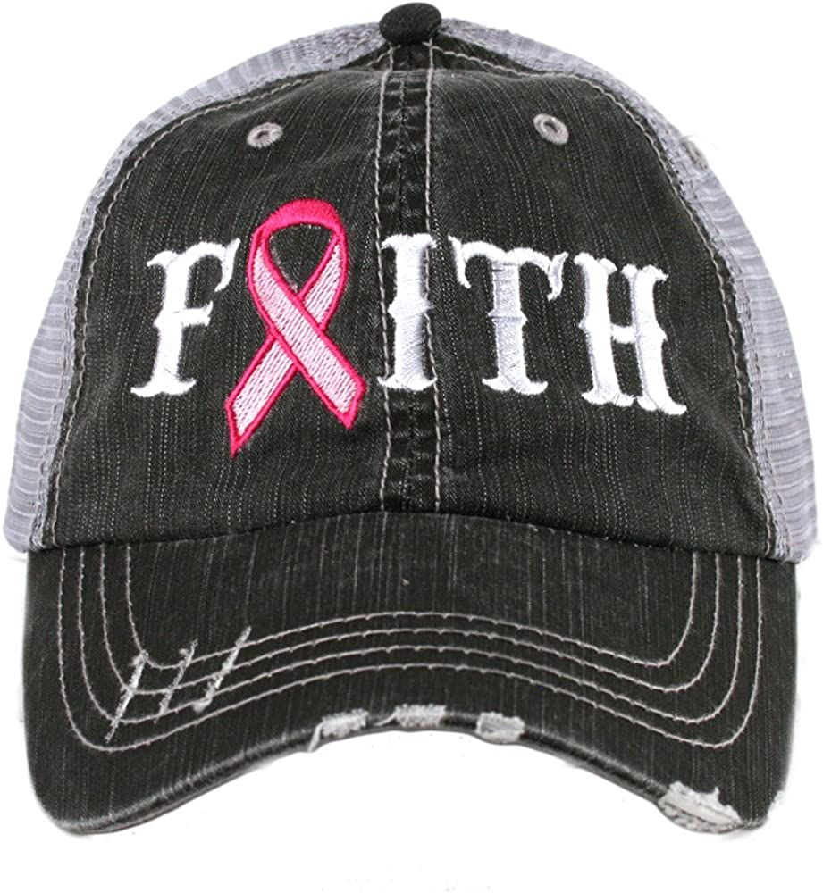 Katydid Faith Pink Ribbon...