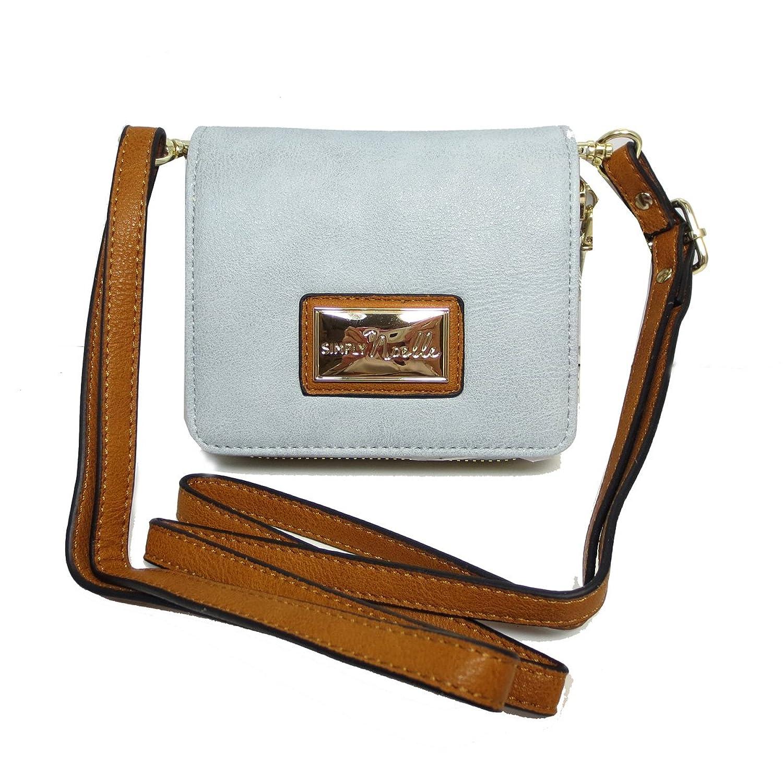 Simply Noelle Concert 3 in 1 Mini Wallet Bag in Carolina