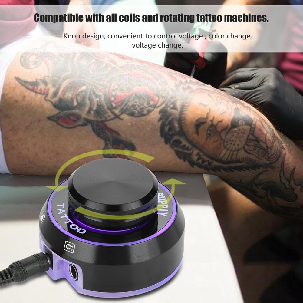 Fuente de alimentación del tatuaje, Fuente de alimentación de ...