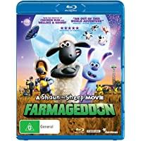 A Shaun the Sheep Movie - Farmageddon (Blu-ray)