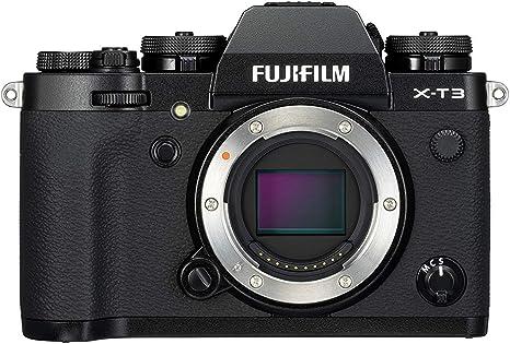 Amazon.co.jp: FUJIFILM ミラーレス一眼カメラ X-T3ボディ ブラック X-T3-B: カメラ