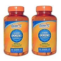 Ester-C Immune Health Formula 24 Hour Immune Support Maximum Strength That Lasts...