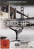 BRUCE LEE - 4 Filme Box - The Legend of Bruce Lee - Sein geheimnisvoller Tod - Der wahre Bruce Lee - Top Fighter I