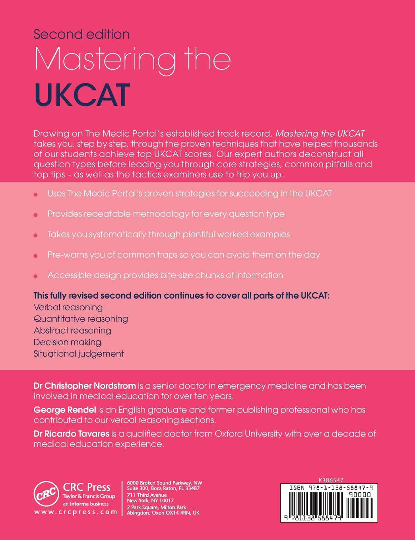 Mastering the UKCAT: Second Edition: Amazon co uk: Dr