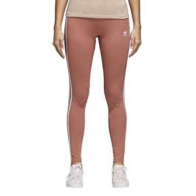 535b61caa Image Unavailable. Image not available for. Colour: adidas Women's 3  Stripes Leggings ...
