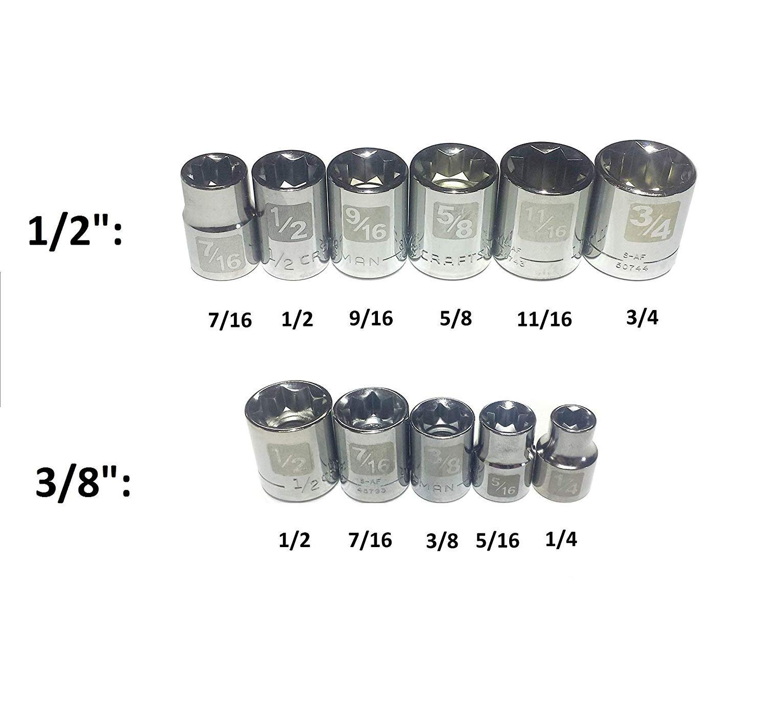 Best Rated in Socket Sets & Helpful Customer Reviews