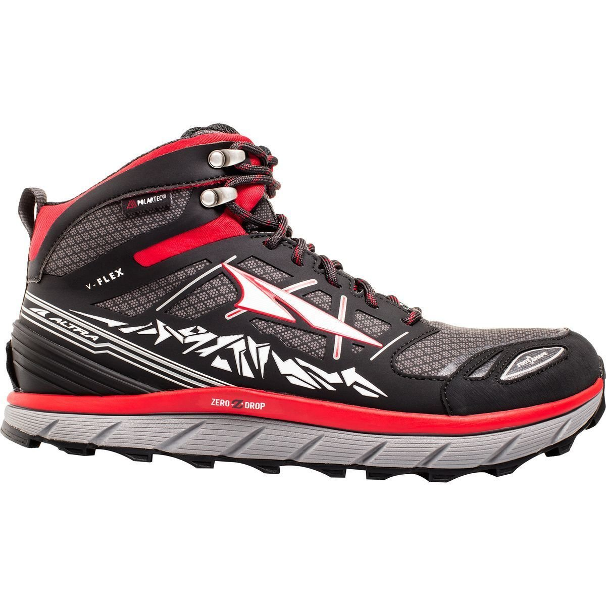 Altra Men's Lone Peak 3 Mid Neo Trail Running Shoe A1653MID-3-11.5