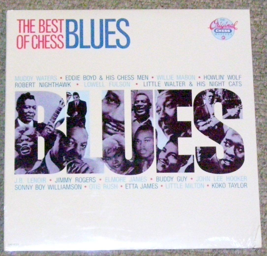 The Best of Chess Blues [Vinyl]