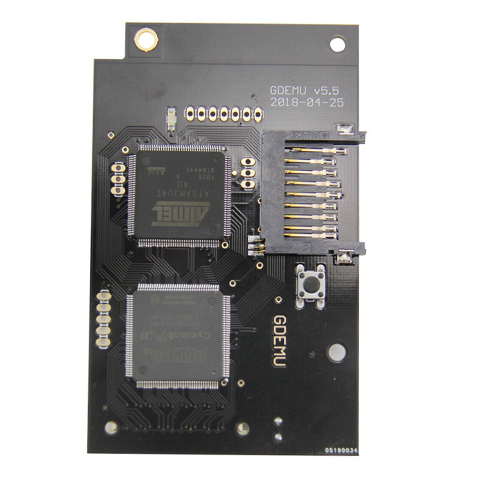 XBERSTAR New GDEMU Optical Drive Simulation Board Card for SEGA Dreamcast DC Game Machine the Second Generation Built-in Free Disk by XBERSTAR (Image #2)