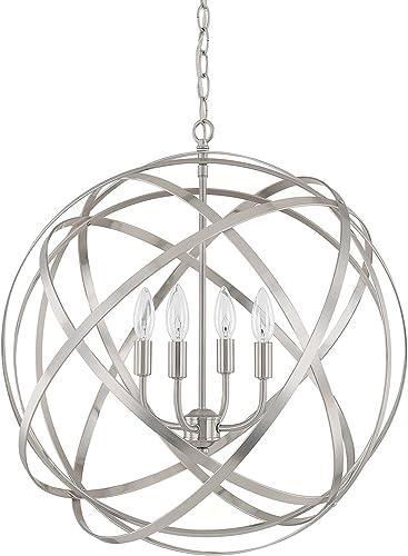 Capital Lighting 4234BN Four Light Pendant