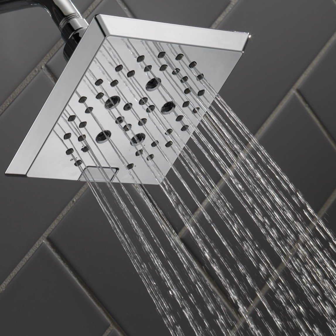 Prevents Hair and Skin Dryness Removes Chlorine and Harmful Substances Shower Filter Doesn/'t Reduce Water Pressure Limia/'s Care Universal Adaptive Design Chlorine Filter Shower Head Hard Water Filter