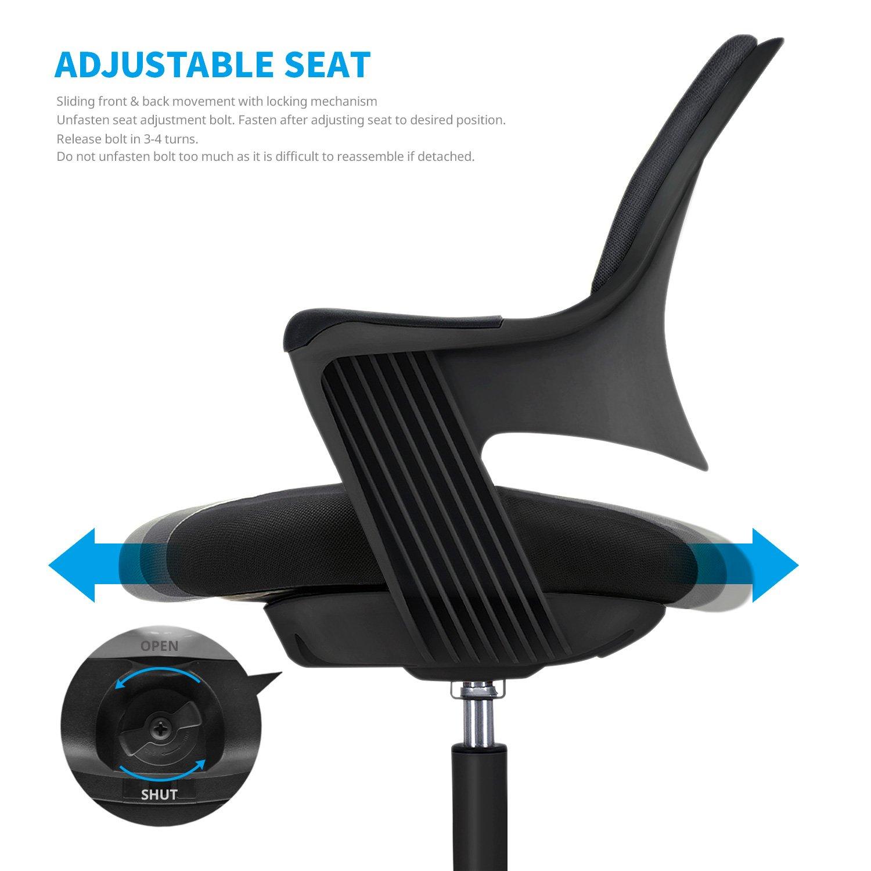 Remarkable Sitrite Ergonomic Office Kids Desk Chair Easy To Assemble Customarchery Wood Chair Design Ideas Customarcherynet