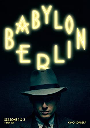 Babylon Berlin Seasons 1 & 2