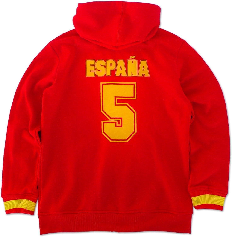 adidas E12 Collegiate - Chaqueta Sudadera Deportiva Escolar para Hombre España - Rojo, XS: Amazon.es: Deportes y aire libre