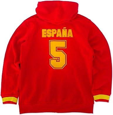 adidas E12 Collegiate - Chaqueta Sudadera Deportiva Escolar para ...