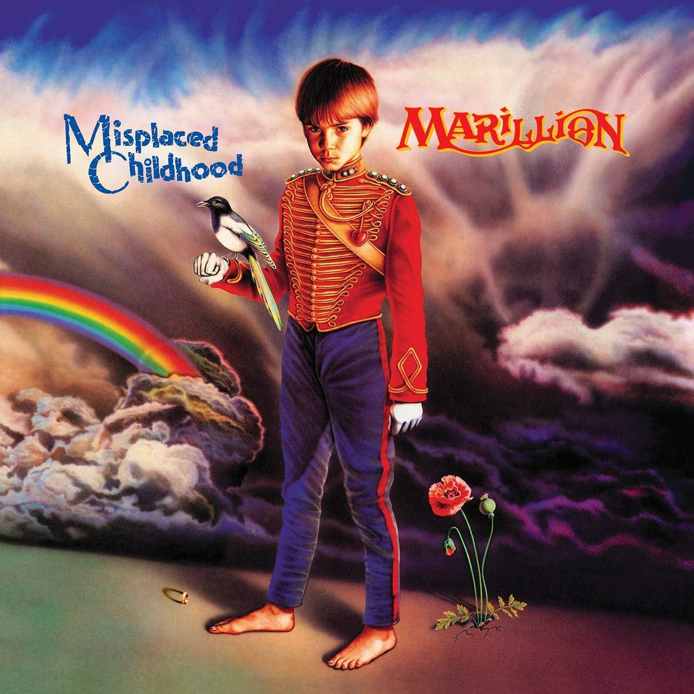 Misplaced Childhood (2017 Remaster): Amazon.co.uk: Music