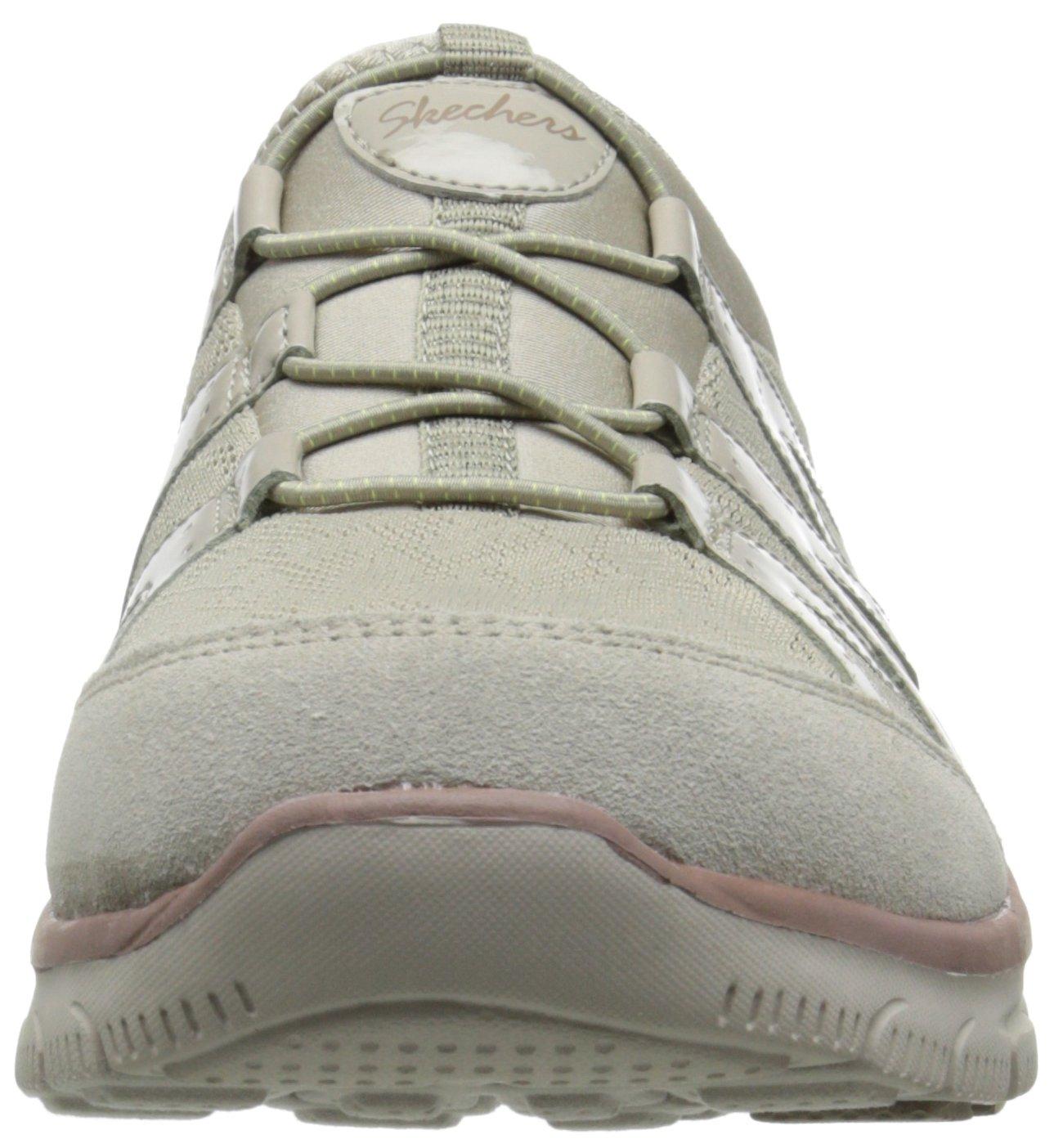 Skechers 14177, Sneakers Basses Femme - Gris - Gris, 38 EU (M)