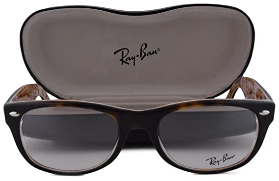 568273ec22 Ray Ban RX5184 Eyeglasses 50-18-145 Top Havana Su Texture Camouflage 5409  RB5184  Amazon.co.uk  Clothing