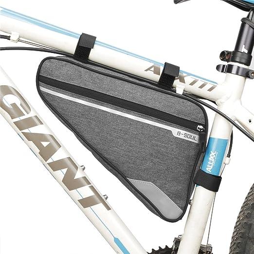 Paquete de cuadro de bicicleta Bolsa for cuadro de bicicleta ...