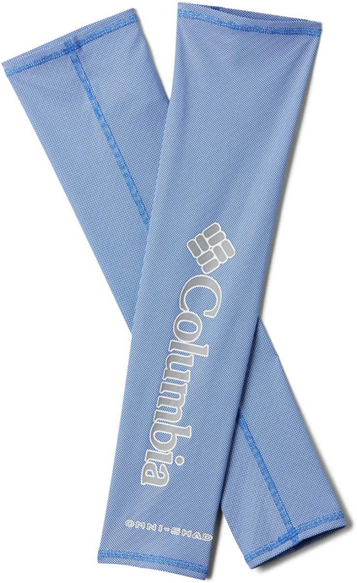Columbia Unisex Deflector Arm Sleeves, Moisture Wicking, Sun Protection