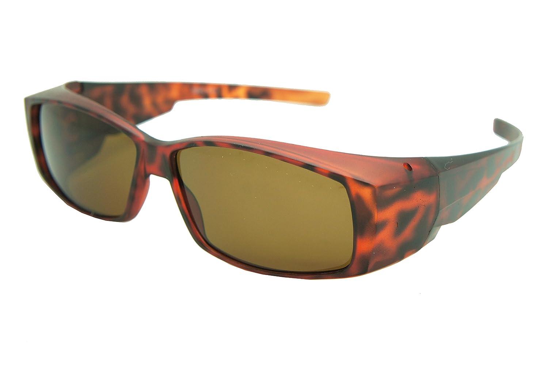 #1 Sale Fitover Lens Covers Sunglasses Wear Over Prescription Polarized LP6667