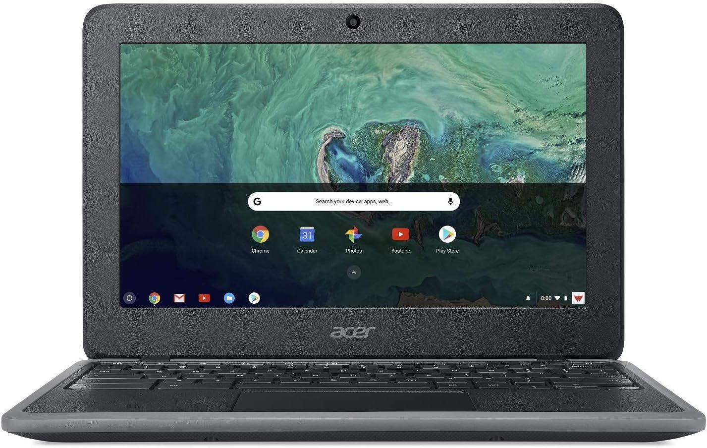 "Acer Chromebook 11 C732-C6WU 11.6"" LCD Chromebook - Intel Celeron N3350 Dual-core (2 Core) 1.10 GHz - 4 GB LPDDR4-32 GB Flash (Renewed)"
