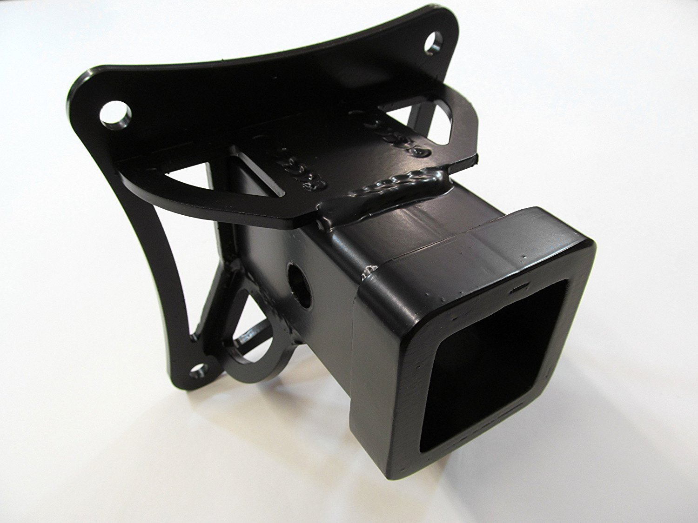 B2 Fabrication Polaris RZR XP 1000 Bolt on receiver Hitch B2 Fabrication Polaris Razor Accessories