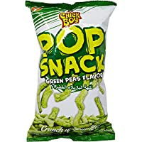 Chick Boy Pop Crunch Green Peas Flavor - 100 gm
