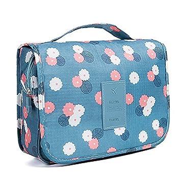Amazon.com: Xiaoai Bolsa de viaje para cosméticos, neceser ...