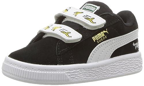 PUMA Baby Minions Suede Kids Sneaker c00ffb90b