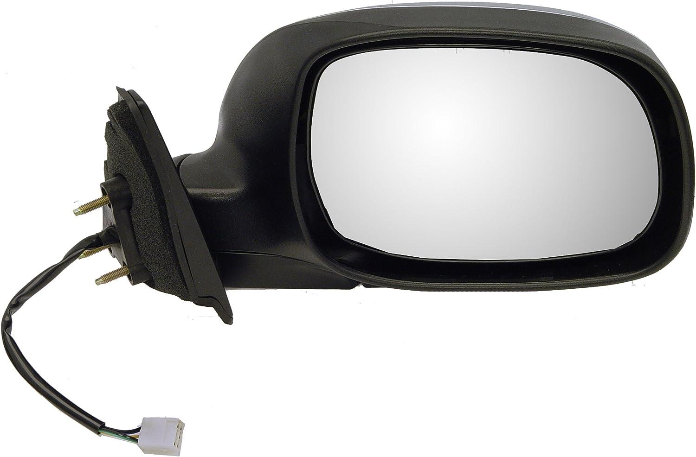 Chrome Folding for Select Toyota Models Dorman 955-1144 Passenger Side Power Door Mirror Heated