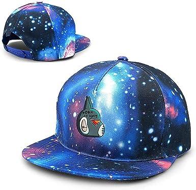 Unisex Final Space Avocato Casco Galaxy Hip Hop Snapback Flat Brim ...