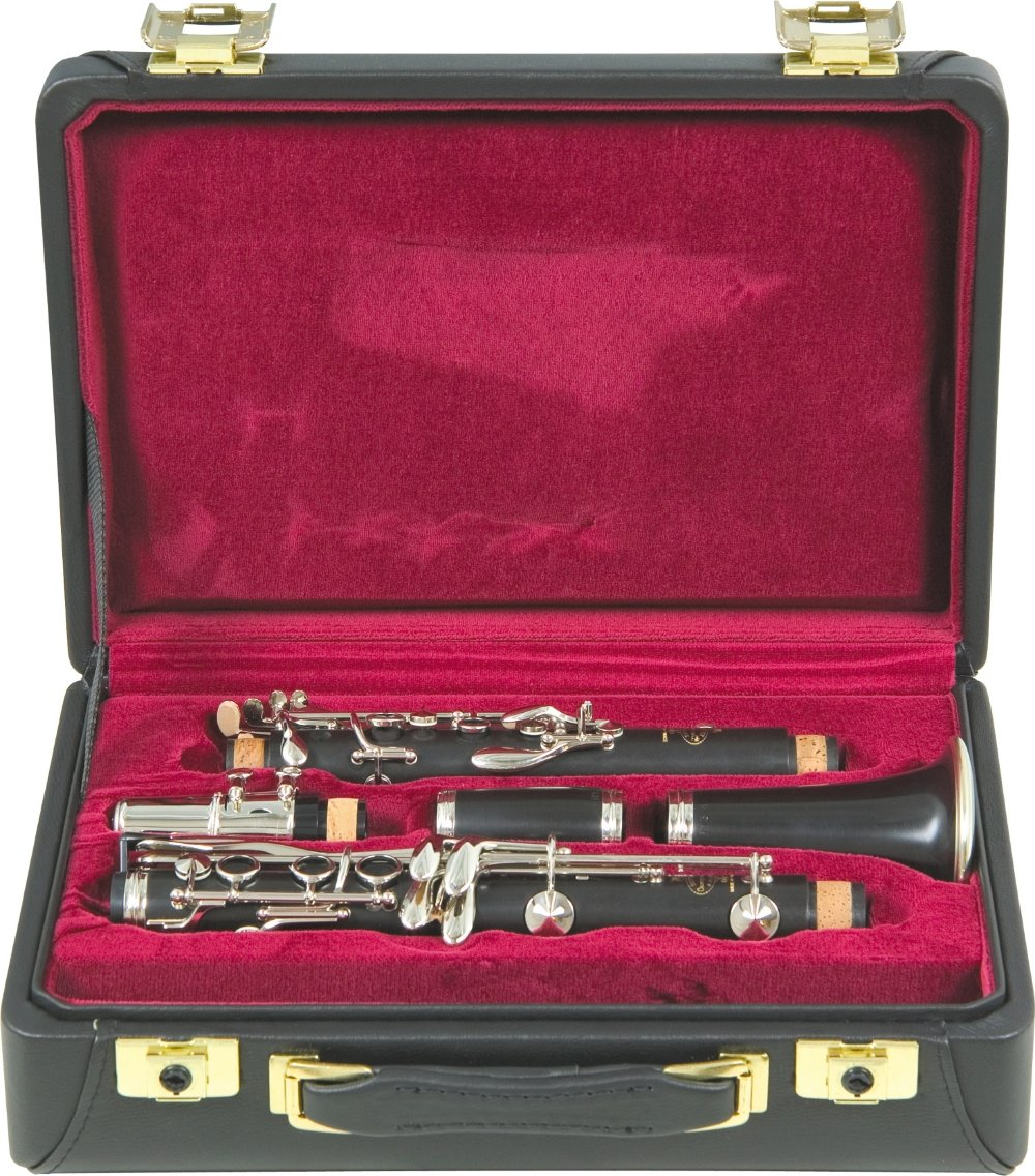 Buffet Crampon R13 Professional Bb Clarinet with Nickel Keys
