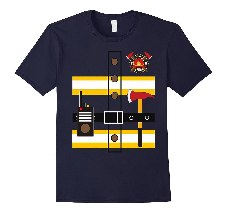 Firefighter I Am A Firefighter T-Shirt-T-Shirt